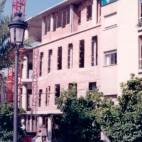 Ayuntamiento en obras 1994