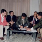 Convenio en el 94