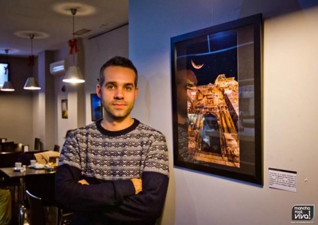 El autor, Manuel Carrasco Fuentes, es profesor en la Escuela de Adultos de Mancha Real