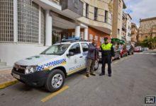 Photo of El Ayuntamiento adquiere un nuevo vehículo para la Policía Local