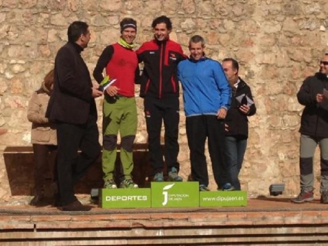 Ernesto Angulo Campeon categoria masculina absoluta