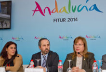 Photo of Mancha Real y sus Fallas presentes en Fitur 2014