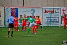 Photo of La pegada del At. Mancha Real le da los tres puntos ante el Martos