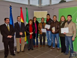 Los ganadores del concurso de fotografía de la Estación Autobuses