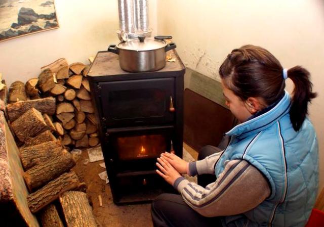Precauciones en estufas, braseros y chimeneas