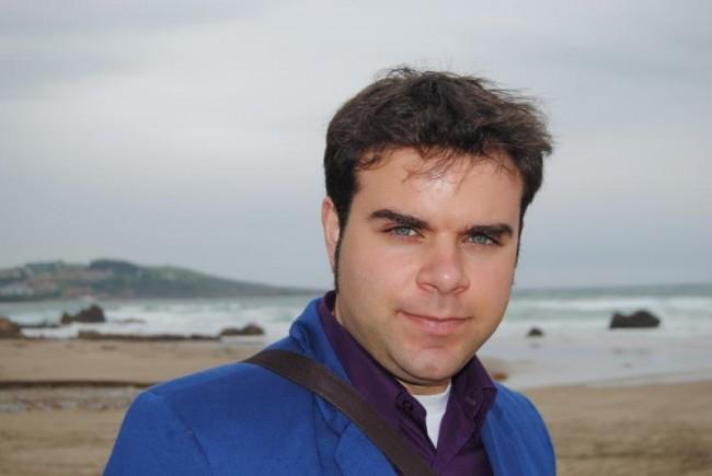 El autor, Pedro José Morillas Rosa