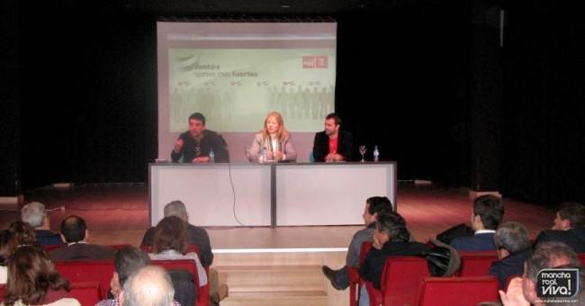 Charla PAC PSOE A