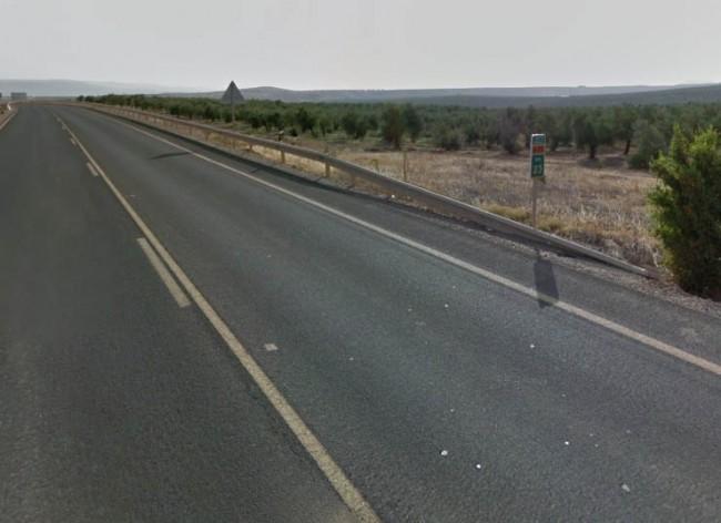 Foto archivo: Lugar aproximado del accidente