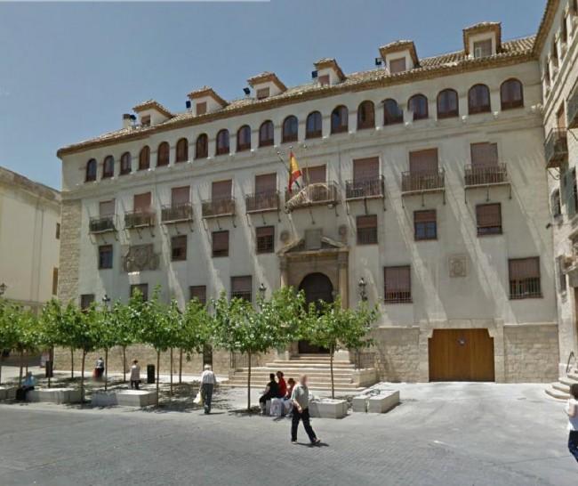 La entrevista se realizó en el Obispado de Jaén