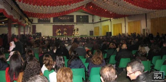 Campeonato de Danzas Urbanas 2014