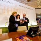 Convenio con Diputación de Jaén Falla 2014