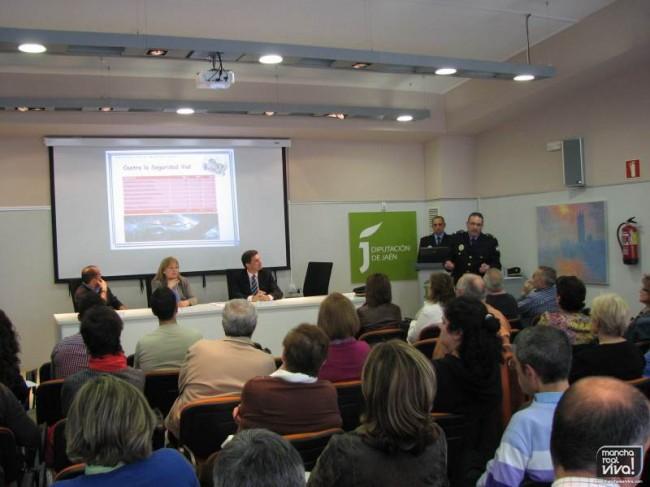Presentación de la Memoria Anual de Policía Local 2013