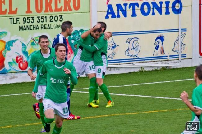 Alberto Cruz hizo los dos goles