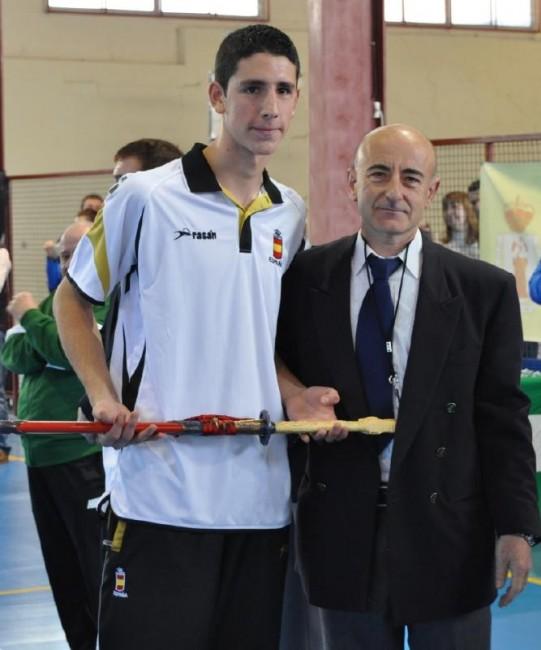Fernando Sánchez y Paco Ortega
