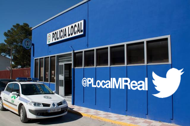 Twitter Policia Local