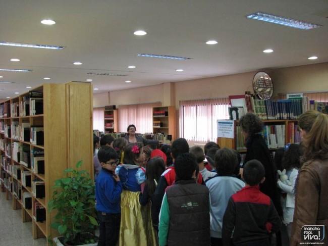 Dia del Libro 2014 Biblioteca Municipal