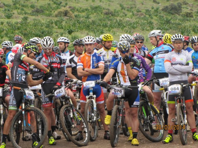 Mancha Real Bike Team en el