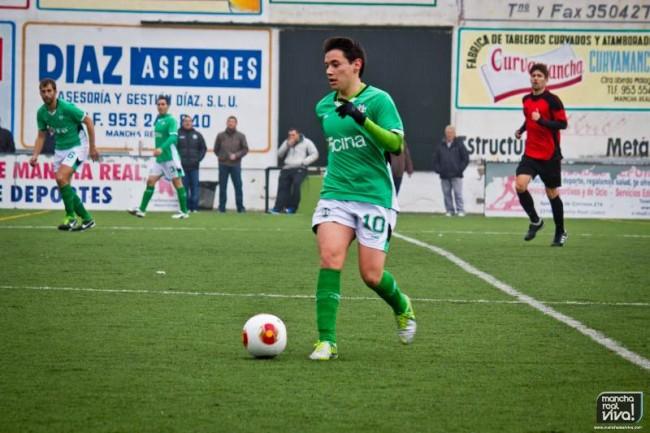 Pedro vuelve al Atlético Mancha Real