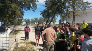 Visita Huertos Ecologicos