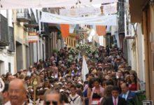 Photo of Mancha Real celebra el Corpus Christi 2014 con un recorrido más corto y con menos calor