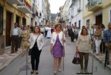 Photo of El Cristo de la Yedra recorre las calles de la localidad en San Juan
