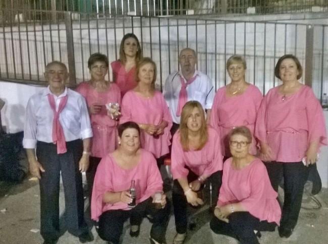 Asociación Al Coray en el V Encuentro de Coros y Rondallas de Sierra Mágina