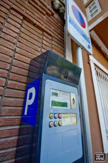 Maquina expendedora de tickets
