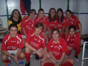 Equipo Femenino de Fútbol 7