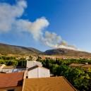 Incendio en La Serrezuela