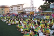 Photo of Más de cien alumnos participan en el «II Campus Fútbol Base»