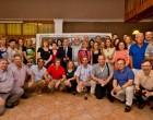 El profesor Martín Jiménez se jubila en un emotivo acto rodeado de familiares, compañeros y amigos