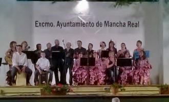 Cinco agrupaciones participan en el Primer Encuentro de Coros Puerta de Sierra Mágina