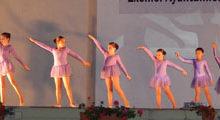 Photo of La academia «Bailomaná» celebra su noveno Certamen de Danza