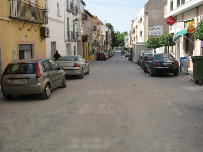 Calle Marcos Cubillo