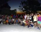 Gran participación en el primer paseo saludable de Preamar