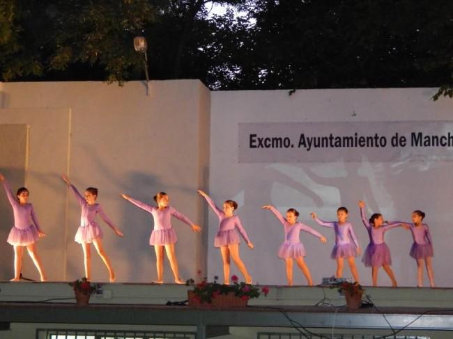 Certamen de danza 2014 bailomana. Foto: Elena Martínez