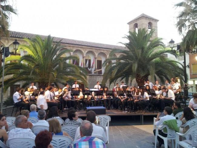 AM Amigos de la Musica en el certamen de Torredonjimeno