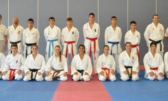 Fernando Sánchez, candidato al campeonato del mundo de karate