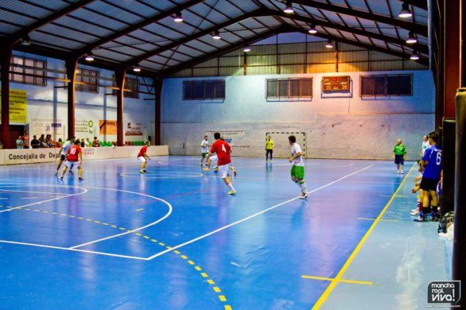Futbol Sala en el Polideportivo Municipal