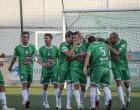 Buena puesta de largo en el arranque de la temporada 2014/2015 | At. Mancha Real 1 – Lucena C.F. 1