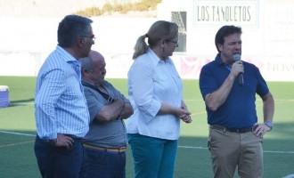 José Moreno se despide como presidente del Atlético Mancha Real