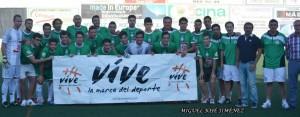 Presentación del At Mancha Real para la temporada 2014/2015