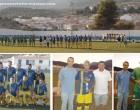 """El Atlético Mancha Real gana el """"XLV Torneo Sierra Mágina de Fútbol"""" en Huelma"""
