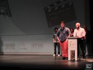 """""""La Llama eterna"""" fue el cortometraje ganador del premio RTVA"""