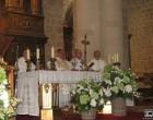 Gran emotividad en la última misa de Don José Antonio García Romero