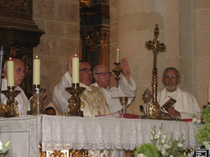 Ultima Misa de Don José Antonio 1-9-2014