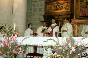 Primera Misa de Don José Antonio 23-8-2001
