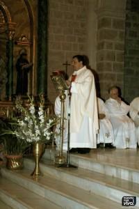 Primera Misa de D. José Antonio 23-8-2001