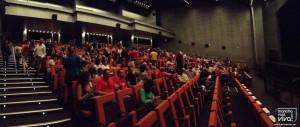 El Teatro Infanta Leonor registro conó con la asistencia de 600 personas