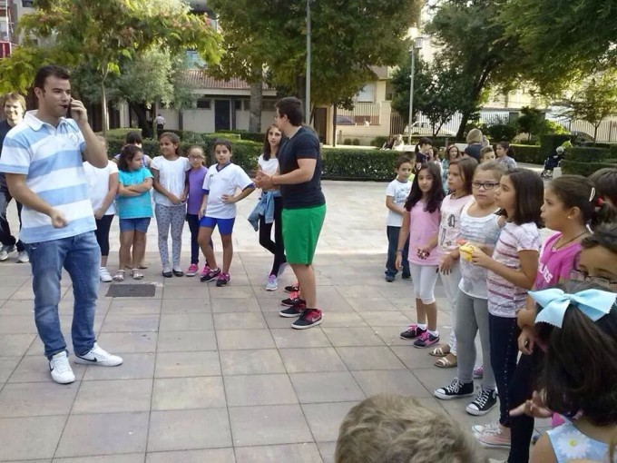 La II Jornada Musical se desarrollo de nuevo en el Parque Municipal